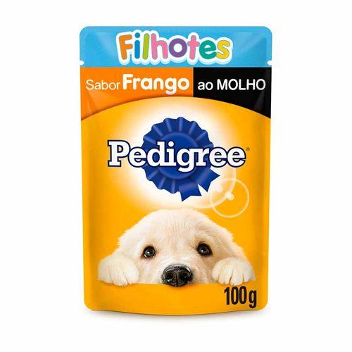 Ração Úmida Pedigree Sachê Vital Pro para Cães Filhotes Sabor Frango