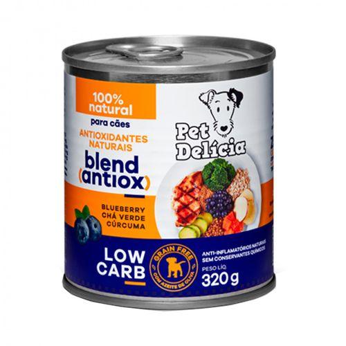 Pet Delicia Para Caes Blend Antioxidante Low Carb