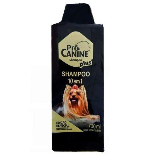 Shampoo Pró Canine Plus 10 Em 1