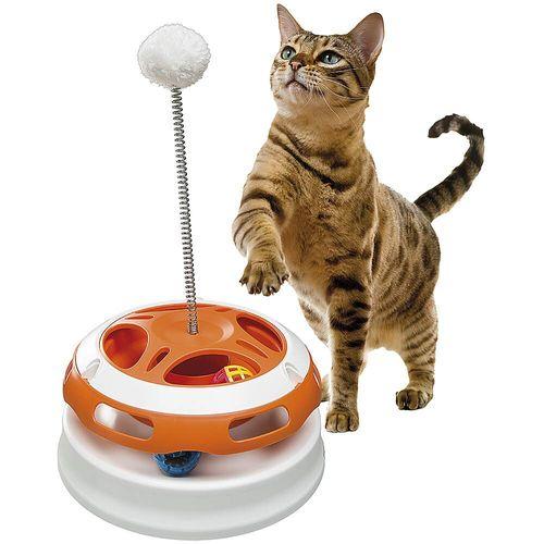 Brinquedo Para Gatos Vertigo Carousel Ferplast