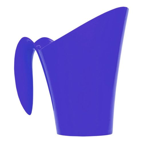 Caneca Dosadora de Ração Azul Família de Estimação