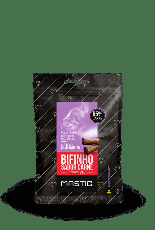 Bifinho Gatos Carne