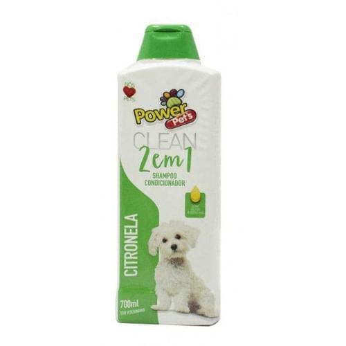Shampoo Powerpets Citronela
