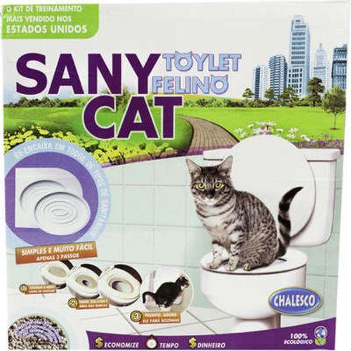 Sanitario Chalesco Para Gatos Sany Cat