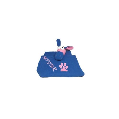 Cobertor Soft Pet Star Azul