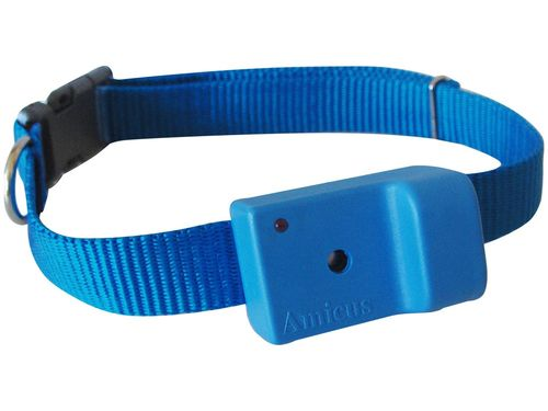 Coleira Antilatido Amicus Cães Smart 2 Plus Azul
