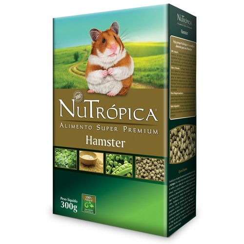 Nutropica Hamster Natural