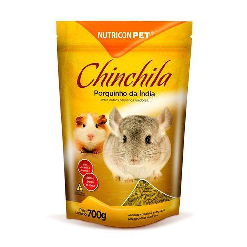 Ração Nutricon Extrusada para Chinchila