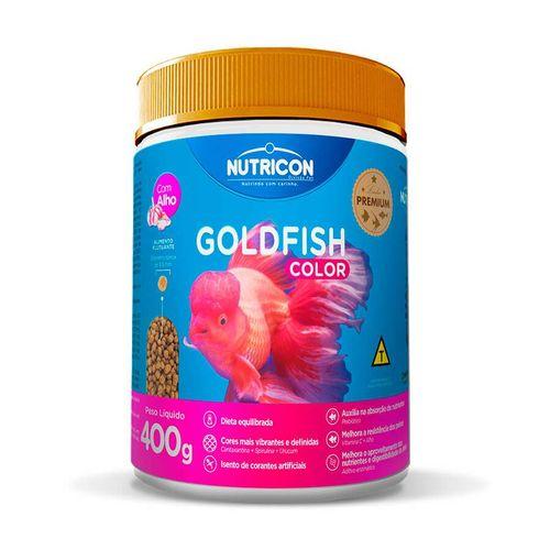Ração Nutricon Goldfish Color para Peixes