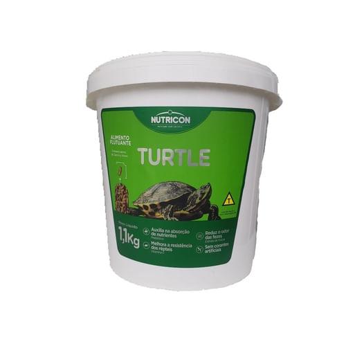 Ração para tartaruga Turtle Nutricon