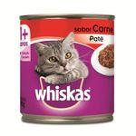 Racao-Umida-Whiskas-Lata-Para-Gatos-Adultos-Sabor-Carne