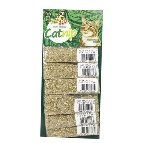Cat Nip Cartela Power Pets
