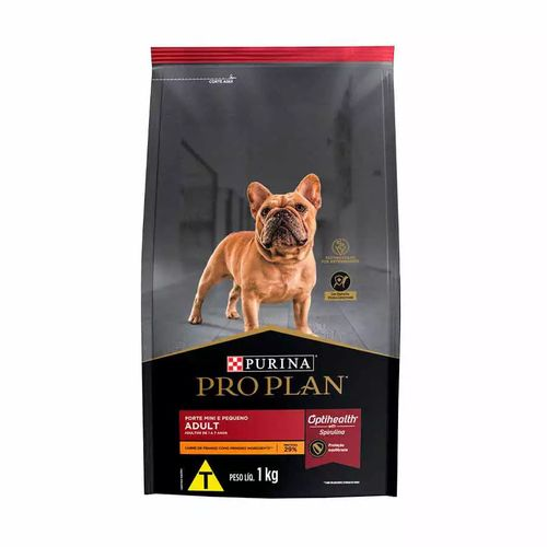 Ração Nestlé Purina ProPlan Para Cães Raças Pequenas