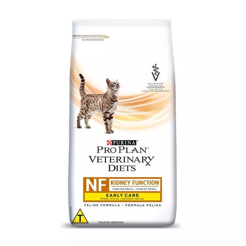Ração Nestlé Purina ProPlan Veterinary Renal Early para Gatos